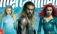 New Aquaman Pics Draw Comparisons To Star Wars