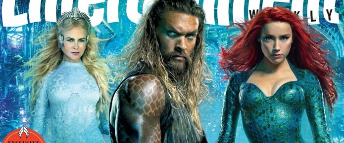 James Wan Teases A Whole New Underwater World For Aquaman