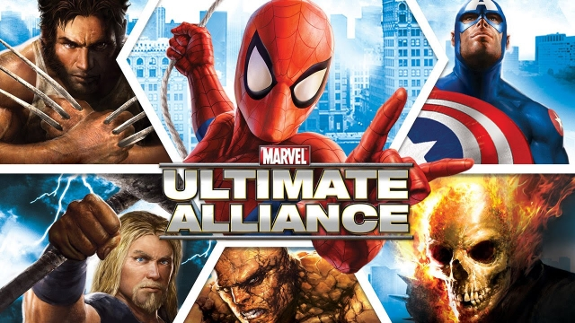 Avengers Ultimate Alliance