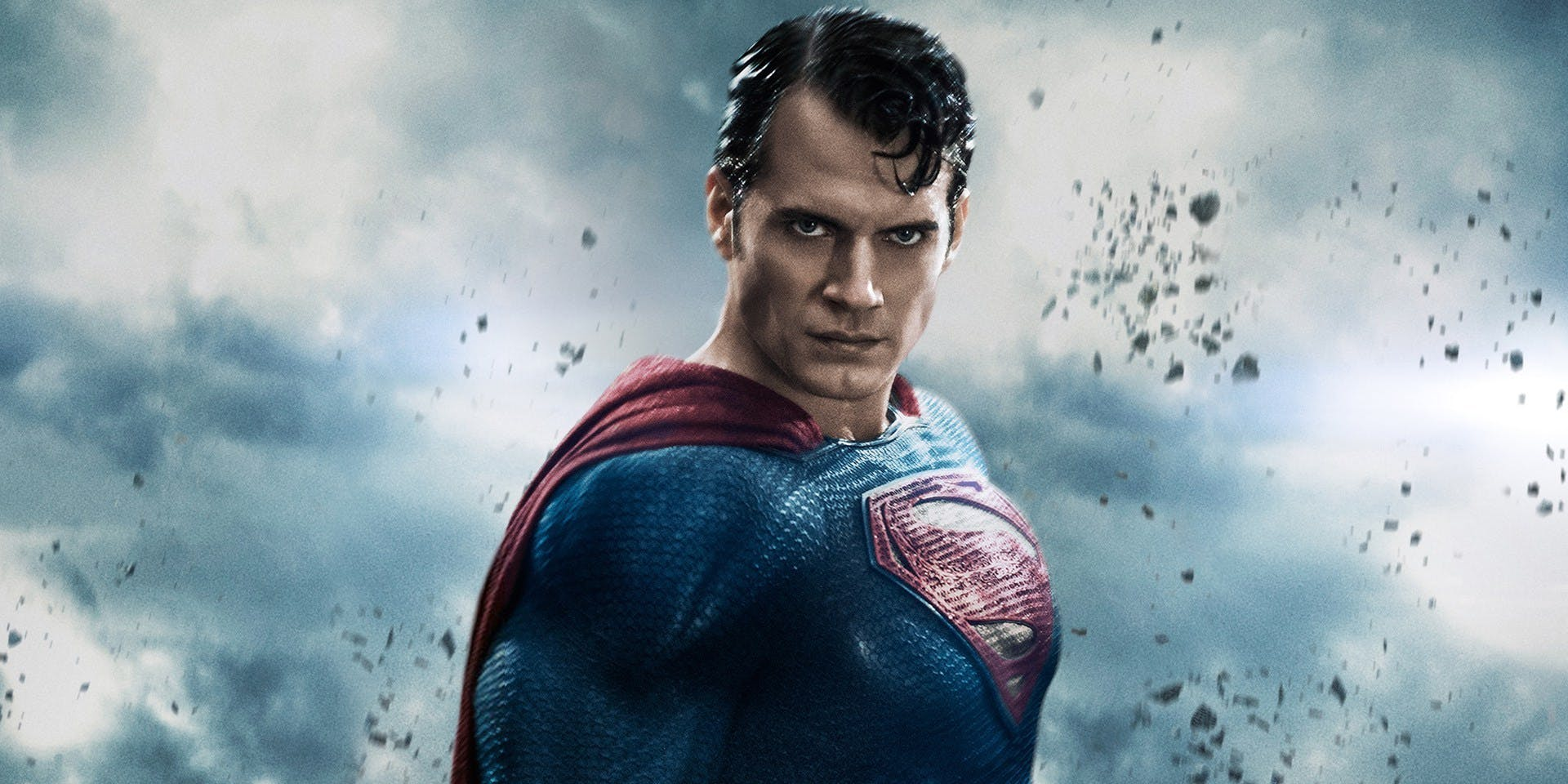 Download The Image Of The Evil Superman With Black Suit: Henry Cavill Looks To Be Getting In Shape For His Next