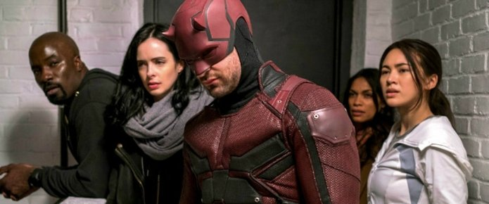 The Defenders Get Their Very Own Marvel 10th Anniversary Posters
