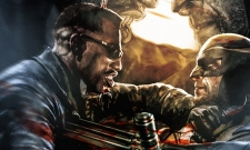 Blade And Wolverine Do Battle On Brilliant Fan-Made Poster