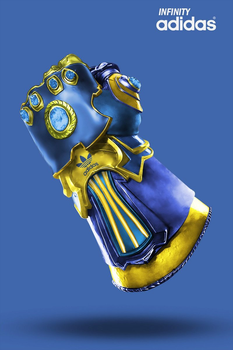 Avengers: Infinity War's Gauntlet Gets A Fashionable New