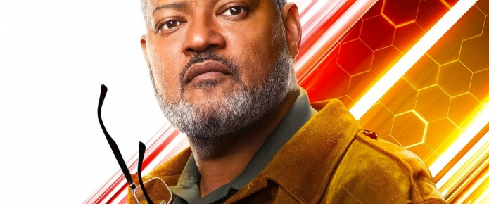 Laurence Fishburne's Bill Foster Will Be Hank's Rival In Ant-Man And The Wasp