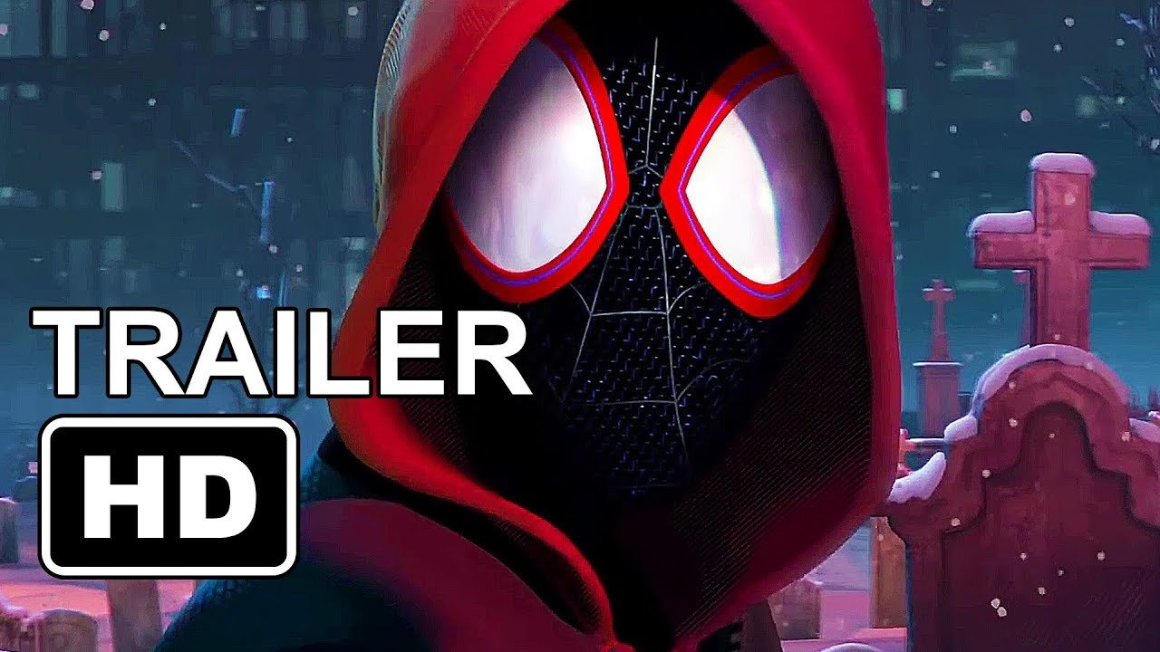 Peter Fights The Prowler In New Spider Man Into The