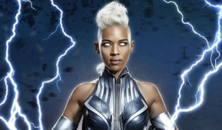 Here's How The Mandalorian's Sasha Banks Could Look As The MCU's Storm
