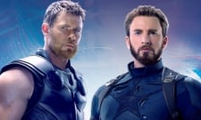 Chris Hemsworth Says He Beat His Infinity War Co-Star Chris Evans In Arm Wrestling