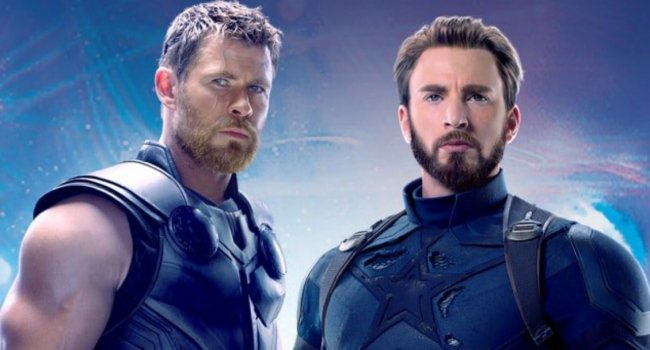 Chris Hemsworth Was Upset When He Found Out Cap Could Lift Mjolnir