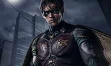 Live-Action Titans Series Unveils First Full Look At Brenton Thwaites In Costume