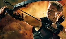 Hawkeye's Bruised And Beaten In New Avengers 4 Set Photo