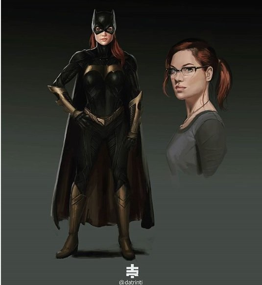 Here S What Jane Levy Would Look Like As Birds Of Prey S Batgirl