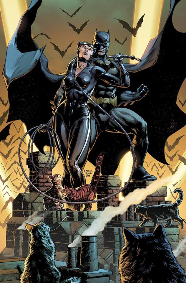 Writer Tom King Assures Us That Batman #50 Is Not The End Of