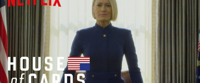Claire's Ready To Take Over In New House Of Cards Season 6 Photos