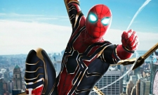 Spider-Man: Homecoming Concept Art Features Accurate Iron Spider Suit
