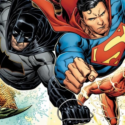 Justice League #1 Review