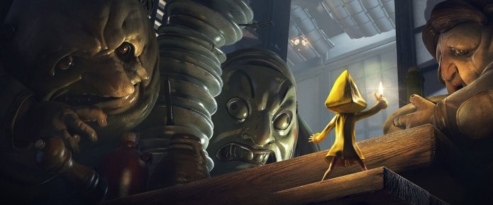 Little Nightmares: Complete Edition Review