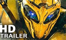 New Bumblebee Trailer Teases A Heroic Origin Story