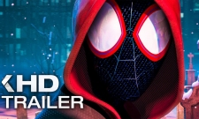 New Spider-Man: Into The Spider-Verse Trailer Teases A Wild Ride