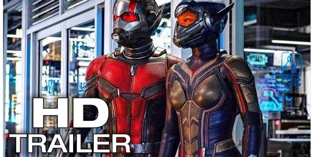 Ant-Man and the Wasp TV Spot