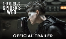 The Girl In The Spider's Web Trailer Continues The Story Of Lisbeth Salander