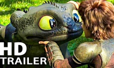 First How To Train Your Dragon 3 Trailer Takes Flight