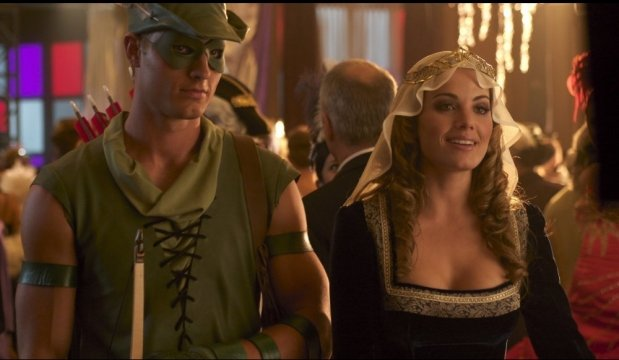Smallville Green Arrow Lois Lane