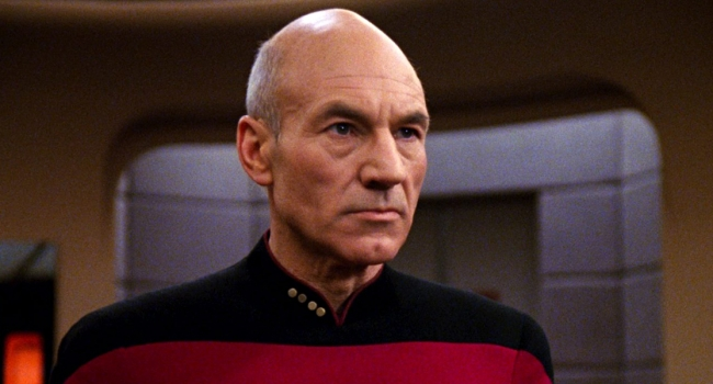 CBS Plotting New Star Trek Shows And The Possible Return Of Patrick Stewart's Captain Picard