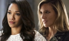 The Flash's Candice Patton Hopes Iris Will Meet Black Siren