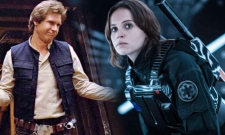 Solo: A Star Wars Story Writer Reveals New Rogue One Connection