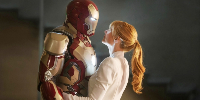 Pepper Tony Stark Iron Man