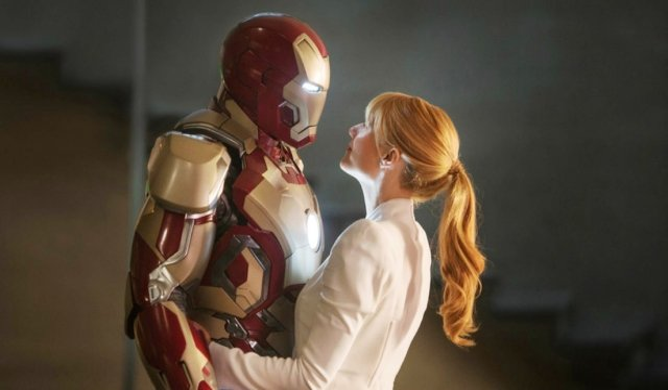 Pepper Tony Stark Iron Man
