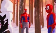 Spider-Man: Into The Spider-Verse Comic-Con Footage Sees Miles And Peter Team Up