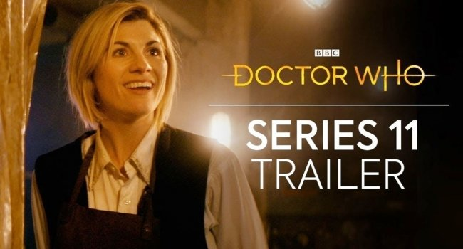 Jodie Whittaker Dazzles In First Full Doctor Who Season 11 Trailer