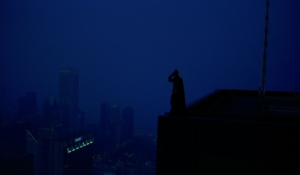 Batman in The Dark Knight