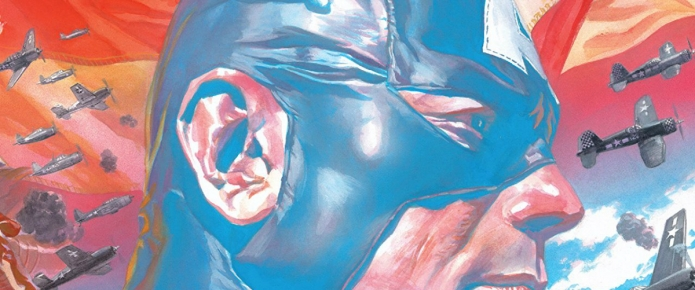 Captain America #1 Review
