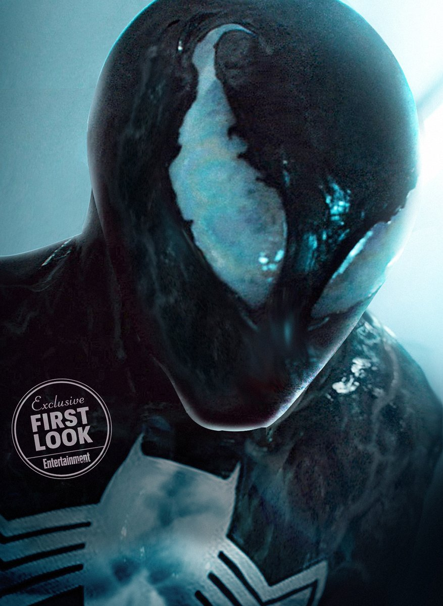 Awesome Venom Fan Art Imagines Spider-Man Wearing The ...