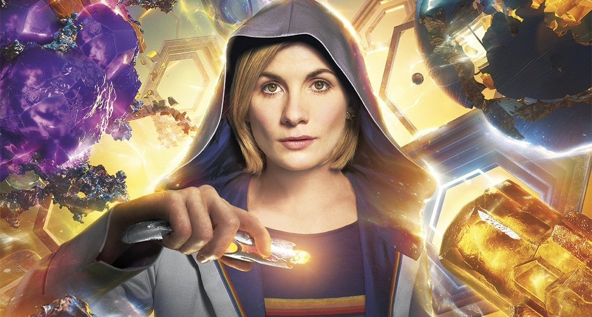 Doctor Who Actor Says Season 11 Is Influenced By Star Trek