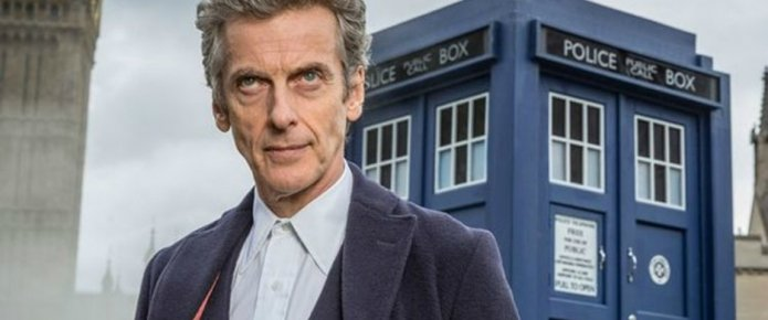 New Doctor Who Video Pays Tribute To Peter Capaldi's Twelfth Doctor