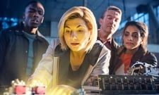 Doctor Who's Jodie Whittaker And Alex Kingston Unite At Comic-Con