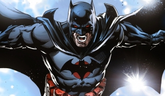 Flashpoint Batman Makes His Shocking Return To DC Comics