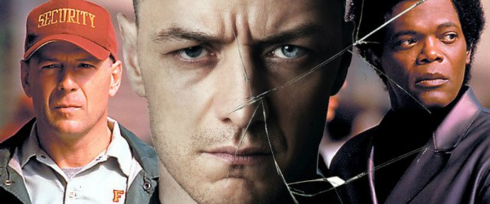 New Poster For M. Night Shyamalan's Glass Is Straight Fire