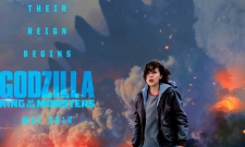 Godzilla: King Of The Monsters Reveals Its Official Logo
