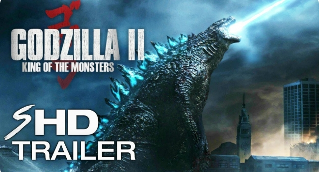 Godzilla: King Of The Monsters TV Spot Teases The Destruction To Come