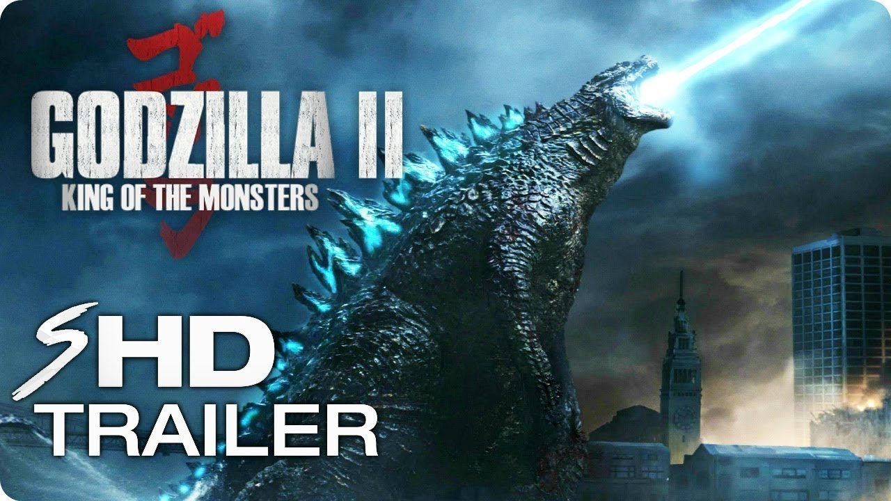 Godzilla: King of the Monsters Comic-Con Trailer (2019 ...