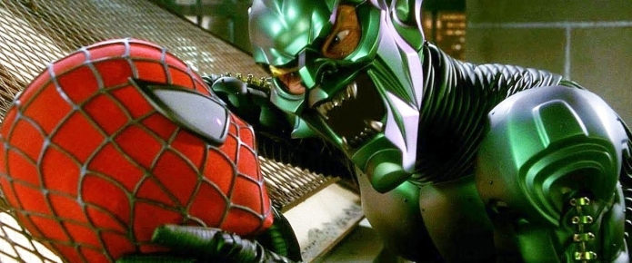 EW Reveals New Look At Spider-Man: Into The Spider-Verse's Green Goblin