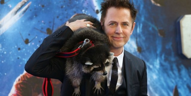 James Gunn guardians