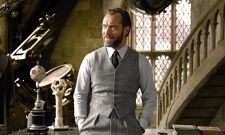Jude Law Explains How The Old Dumbledores Inspired Him For Fantastic Beasts 2