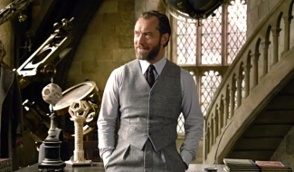 Fantastic Beasts Star Jude Law Breaks His Silence On Dumbledore's Sexuality