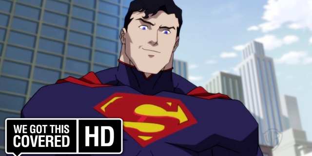 Death of Superman Clip
