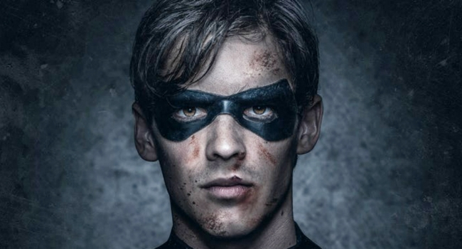 Here's A Closer Look At Those Live Action Titans Costumes